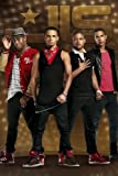 JLS Gold Poster - 91.5 x 61cms (Approx 36 x 24 Inches)