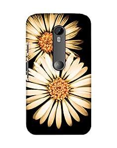 Mobifry Back case cover for Motorola Moto G 3rd generation Mobile ( Printed design)