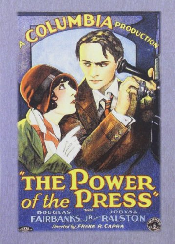 Power of the Press [DVD] [1928] [Region 1] [US Import] [NTSC]