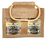 Meridian Organic Smooth Almond Butter & Organic Smooth Cashew Butter Gift Pack