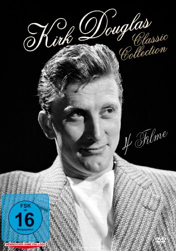 Kirk Douglas - Classic Collection [2 DVDs]
