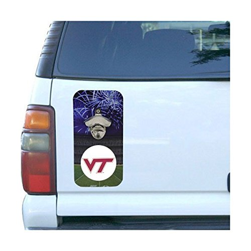 NCAA Virginia Tech Hokies Clink-N-Drink Magnetic Bottle Opener