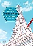 120 dessins point par point: L'art de la concentration visuelle