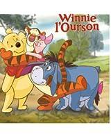 Winnie, MON P'TIT CUBE