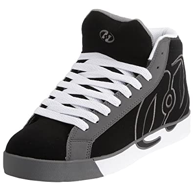 heelys chaussure a roulette heelys no bones hi. Black Bedroom Furniture Sets. Home Design Ideas