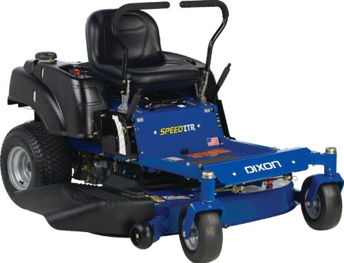 "Dixon Speedztr 46"" Z-Turn Mower 22Hp Briggs Professional V-Twin 966657801"