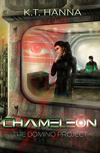 Chameleon by K.T. Hanna ebook deal
