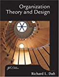 img - for Organization Theory and Design book / textbook / text book