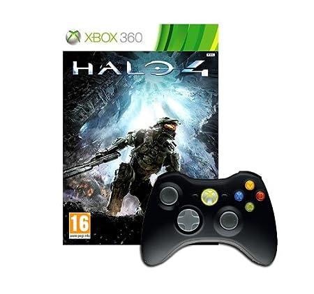 Halo 4 + Mando Wireless Negro