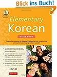 Elementary Korean Workbook: (Audio CD...