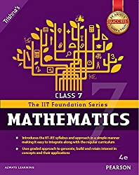 The Foundation Series of Mathematics - Class 7