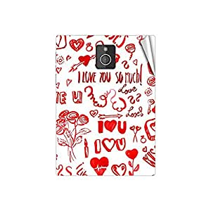 Garmor Designer Mobile Skin Sticker For BlackBerry Passport - Mobile Sticker