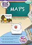 Maps: What's the BIG Idea? Workbook (1935784129) by The Vermont Center for the Book