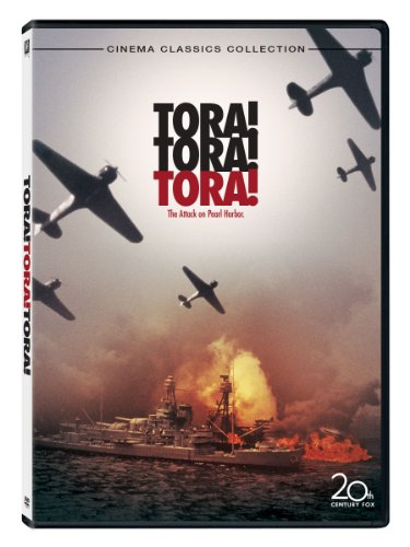 Tora Tora Tora [DVD] [1970] [Region 1] [US Import] [NTSC]