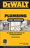 DeWALT Plumbing Code Reference (Dewalt Trade Reference Series) - 1111135940