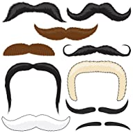 Mr. Moustachio's Stach'oos, Temporary…