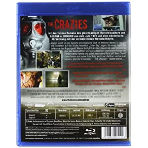 The Crazies [Blu-ray] [Import allemand]