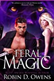 Feral Magic (A Futuristic Romance Novella)
