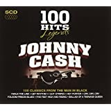 Johnny Cash 100 Hits Legends (5CD)