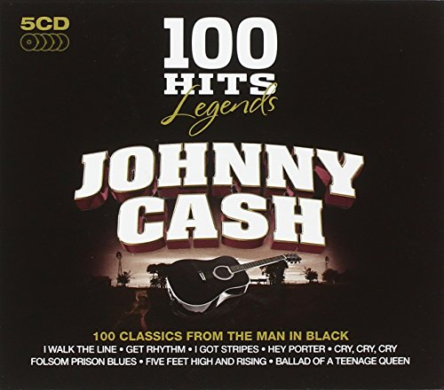 Johnny Cash - 100 Hits Legends-Johnny Cash - Zortam Music