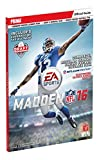 Madden NFL 16 Official Strategy Guide: Standard Edition