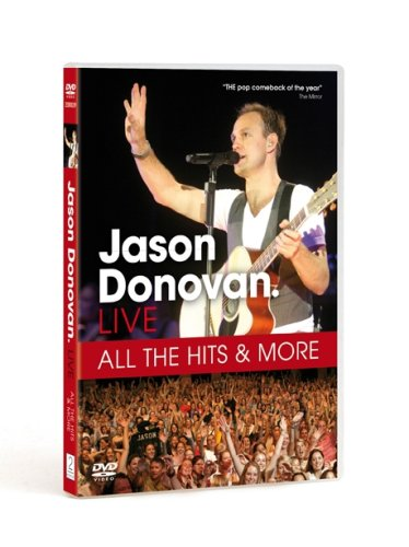 Jason Donovan Live: All the Hits and More [DVD]