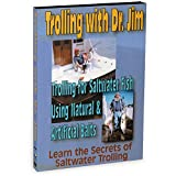Bennett DVD Trolling For Saltwater Fish & How To Use Natural & Artificial Baits
