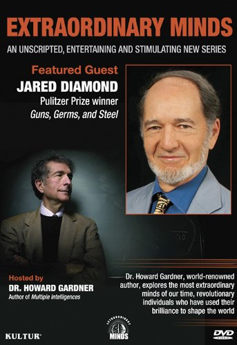 Jared Diamond: Extraordinary Minds [DVD] [Import]