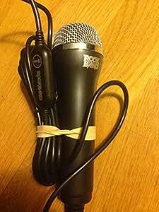 rock band guitar hero konami usb microphone ps2 ps3 xbox 360 wii bulk. Black Bedroom Furniture Sets. Home Design Ideas
