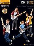 Bass For Kids - Hal Leonard Bass Method (Book/Cd)