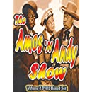 The Amos & Andy Show - Vol. 2 - 20 Episodes each 30 min on DVD