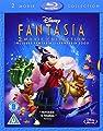 Fantasia/Fantasia 2000 [Blu-ray] [1941]
