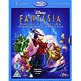 Fantasia / Fantasia 2000 [Blu-ray] [1941]