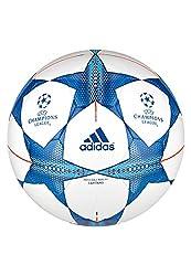 Adidas Fin15Cap UEFA Champions League Football, Size 5 (Multicolour)