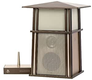 Audiovox Acoustic Research AW850 Mission Style Wireless Speaker and Light (Bronze) (Discontinued by Manufacturer)