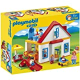 Playmobil - 6768 1.2.3 Big House Set