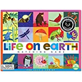 Eeboo Life on Earth Matching Game