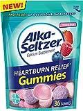 Alka-Seltzer Heartburn Relief Gummies Mixed Fruit 36ct