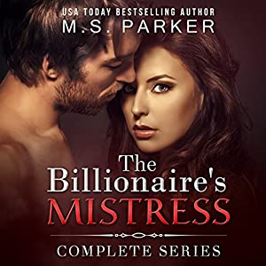 The Billionaire's Mistress Complete Series Audiobook