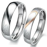 """JBlue Jewelry Men,Women's """"Real Love""""…"""