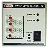 Automatic Water Level Controller with Indicator for Motor Pump Operated by Switch/MCB upto 1.5 HP - Tank only