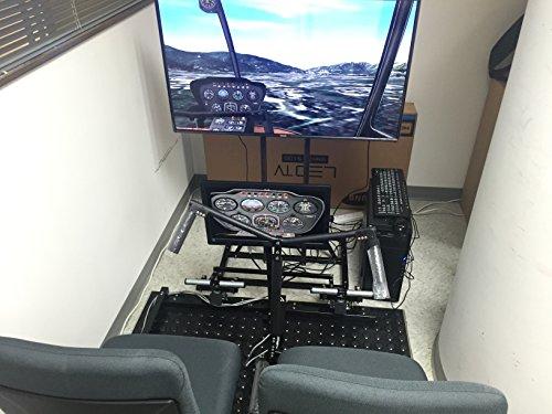 R22/R44 Trainer System with Twist throttle