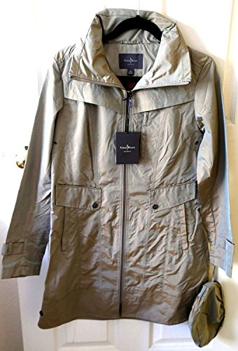 Cole Haan Women's Hooded Anorak Jacket Small (Cole Haan Hooded compare prices)