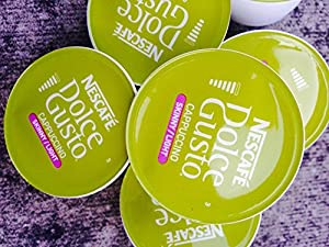 Purchase 50 x Nescafe Dolce Gusto Skinny Cappuccino Milk Pods Only - Nescafe