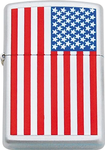 Zippo American Flag.