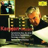 Mozart: Symphonies Nos.39, 40 & 41; Eine kleine Nachtmusik; Serenata notturna (2 CDs)
