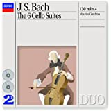 Bach, J.S.: The 6 Cello Suites (2 CDs)