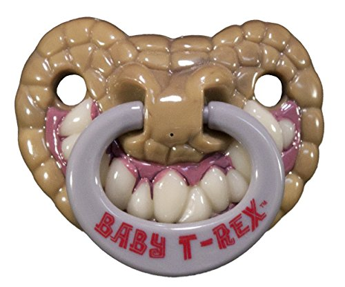 Billy Bob Teeth 90046 Baby T-Rex Pacifier