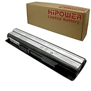 Hipower Laptop Battery For MSI GE620DX/AB Laptop Notebook Computers