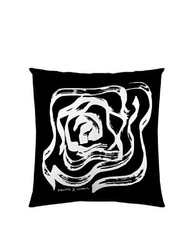 Devota & Lomba Funda Cojín Rosas